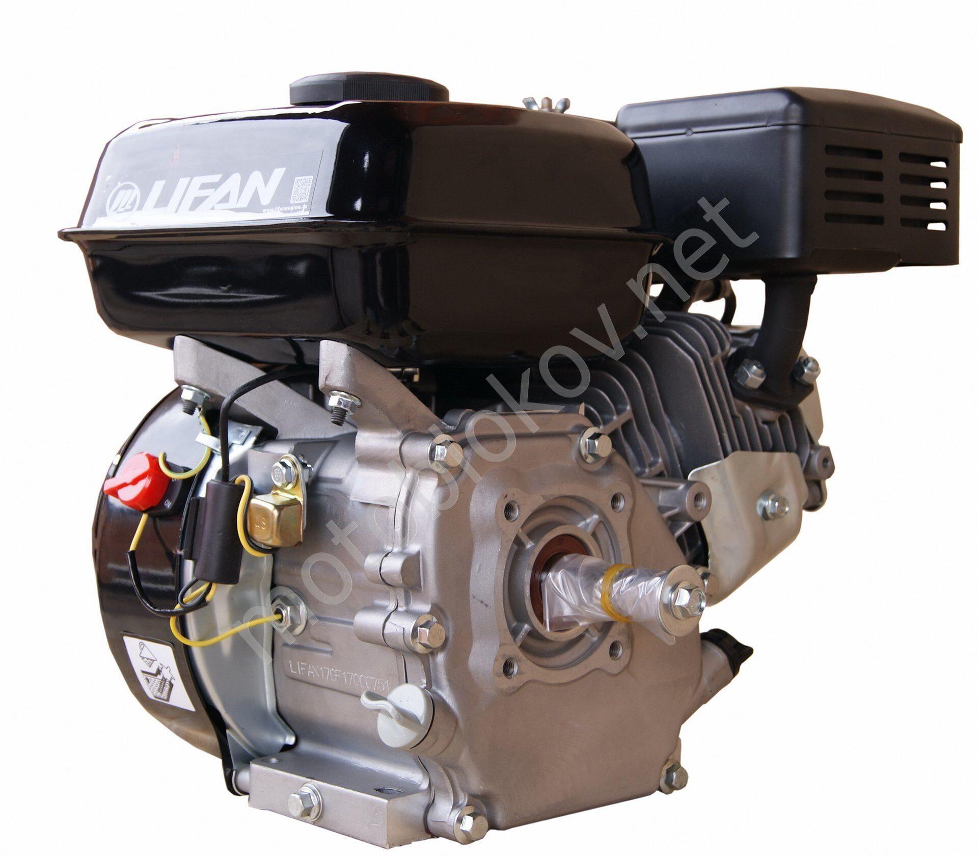 Установочный комплект двигателя на мотоблок